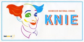 Circus Knie Circus Ticket - 2017