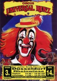 Circus Universal Renz Circus Ticket - 2003