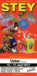 Zirkus Stey Circus Ticket - 2017