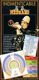 Circo Medrano Circus Ticket - 1993