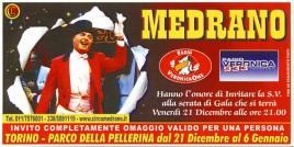 Circo Medrano Circus Ticket - 2007