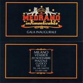 Circo Medrano Circus Ticket - 2009