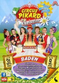 Circus Pikard Circus Ticket - 2017