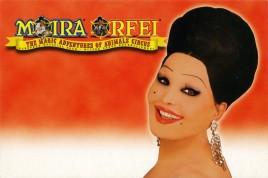 Circo Moira Orfei Circus Ticket - 2003