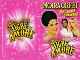 Circo Moira Orfei Circus Ticket - 2007