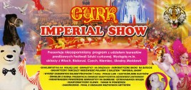 Cyrk Imperial Show Circus Ticket - 2016