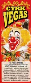 Cyrk Vegas Circus Ticket - 0