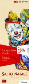 Circus Salto Natale Circus Ticket - 2018