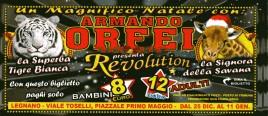 Circo Armando Orfei Circus Ticket - 2017