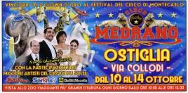 Circo Medrano Circus Ticket - 2018