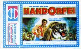 Circo Nando Orfei Circus Ticket - 0