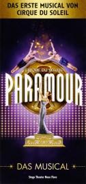 Cirque Du Soleil - Paramour Circus Ticket - 2019