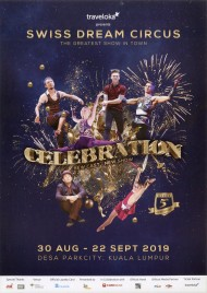 Swiss Dream Circus Circus Ticket - 2019