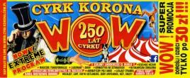 Cyrk Korona Circus Ticket - 2018