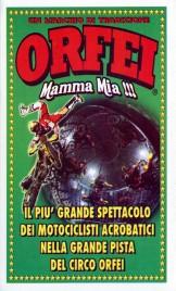 Circo Orfei Circus Ticket - 2012