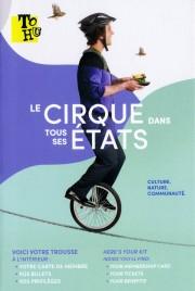 TOHU - Le cirque dans tous ses états Circus Ticket - 2020