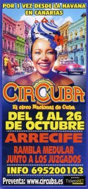 CirCuba Circus Ticket - 2019