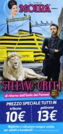 Circo Moira Orfei Circus Ticket - 2016