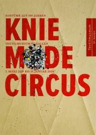 Knie Mode Circus Circus Ticket - 2019