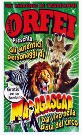 Circo Nelly Orfei Circus Ticket - 2014